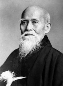 Morihei UESHIBA  O Sensei