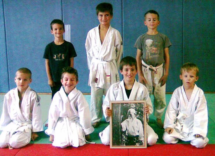 Groupe enfants Thénezay