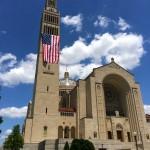 W-Basilica of the National Shrine Catholic Church