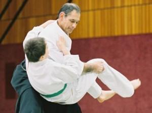 Jean-Michel Mérit est le précurseur de l'aïkido jeunes en France